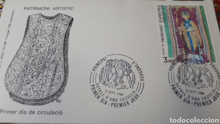 Sellos: LOTE DE SOBRES DEL PRIMER DIA VER IMAGENES DETALLADAS C527 - Foto 3 - 198530220