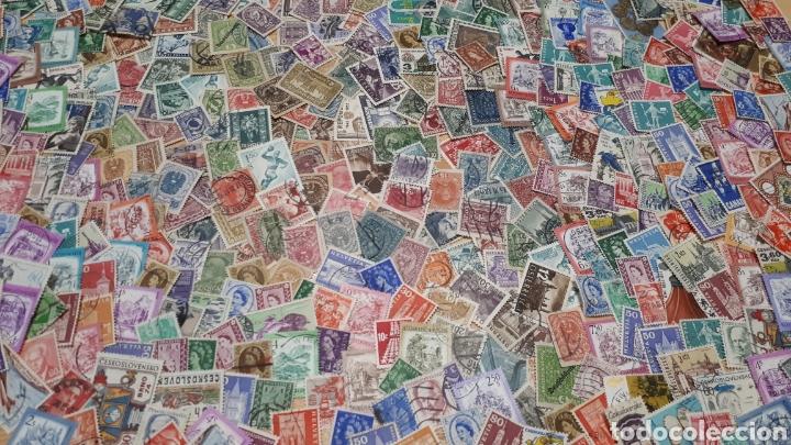 500 SELLOS USADOS DEL MUNDO C636 (Sellos - Colecciones y Lotes de Conjunto)