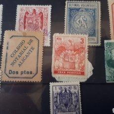 Sellos: SELLOS FISCALES DE ESPAÑA C709. Lote 198725935