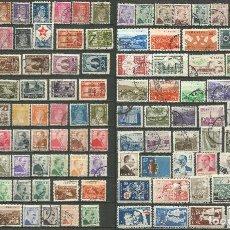 Francobolli: TURQUIA CONJUNTO DE SELLOS USADOS DIFERENTES. Lote 199281526