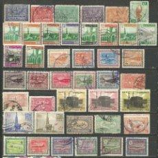 Francobolli: ARABIA SAUDITA CONJUNTO DE SELLOS USADOS DIFERENTES. Lote 199516903