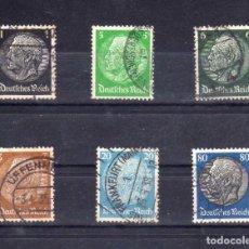 Sellos: LOTE DE SELLOS ALEMANIA - III REICH HINDENBURG - 023 - VARIADO. Lote 200255377