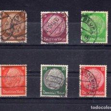 Sellos: LOTE DE SELLOS ALEMANIA - III REICH HINDENBURG - 026 - VARIADO. Lote 200255496