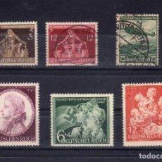 Sellos: LOTE DE SELLOS ALEMANIA - PERIODO DEL III REICH - 030 - VARIADO. Lote 200255681