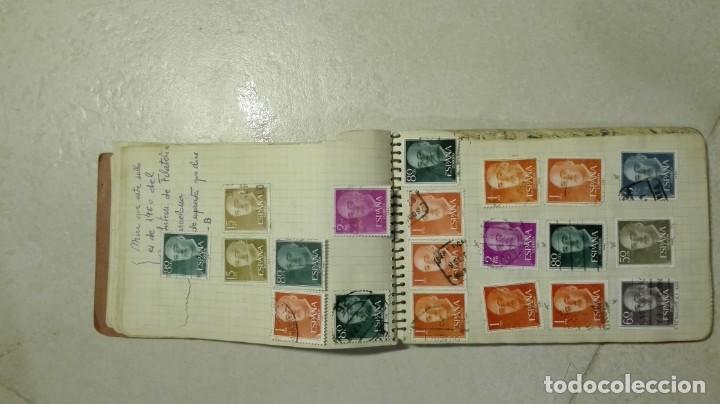 Sellos: Coleccion de miles de sellos del abuelo y mas - Foto 9 - 200878297