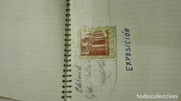 Sellos: Coleccion de miles de sellos del abuelo y mas - Foto 10 - 200878297
