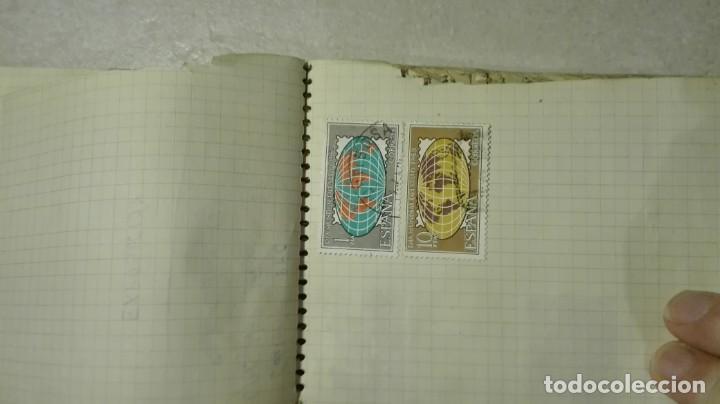 Sellos: Coleccion de miles de sellos del abuelo y mas - Foto 11 - 200878297