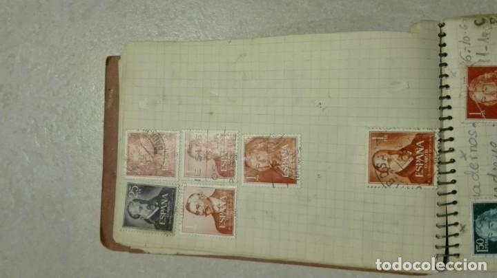 Sellos: Coleccion de miles de sellos del abuelo y mas - Foto 12 - 200878297