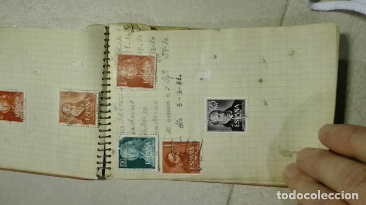 Sellos: Coleccion de miles de sellos del abuelo y mas - Foto 13 - 200878297