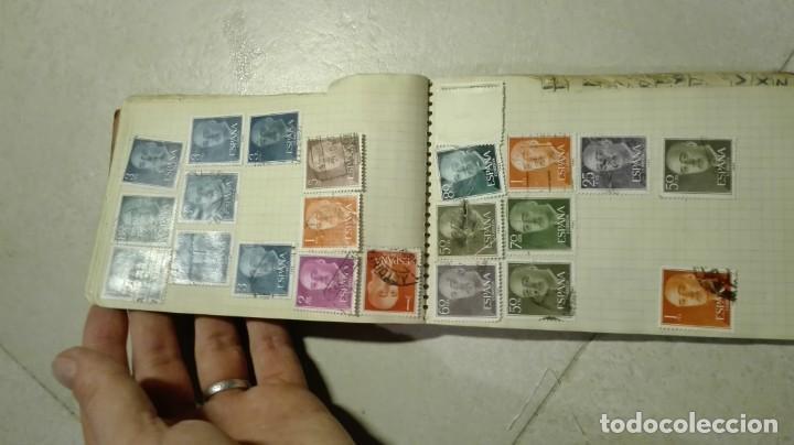 Sellos: Coleccion de miles de sellos del abuelo y mas - Foto 15 - 200878297