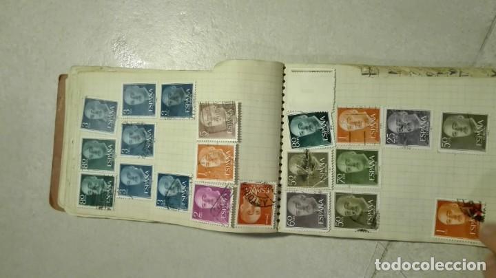 Sellos: Coleccion de miles de sellos del abuelo y mas - Foto 18 - 200878297