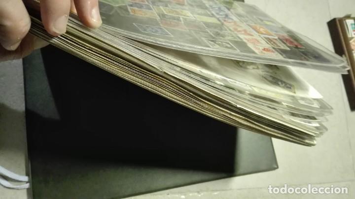 Sellos: Coleccion de miles de sellos del abuelo y mas - Foto 21 - 200878297