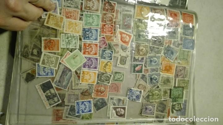 Sellos: Coleccion de miles de sellos del abuelo y mas - Foto 22 - 200878297