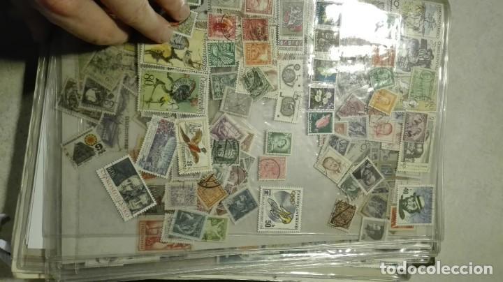Sellos: Coleccion de miles de sellos del abuelo y mas - Foto 23 - 200878297