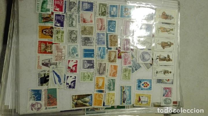 Sellos: Coleccion de miles de sellos del abuelo y mas - Foto 28 - 200878297