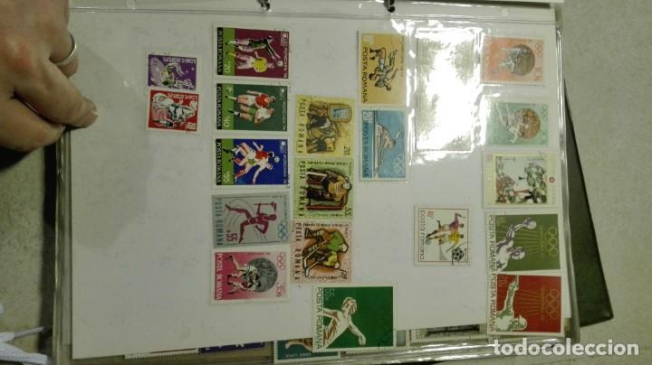 Sellos: Coleccion de miles de sellos del abuelo y mas - Foto 30 - 200878297