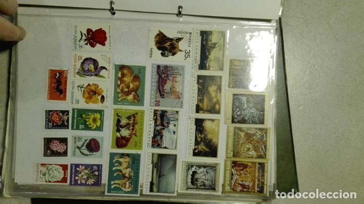 Sellos: Coleccion de miles de sellos del abuelo y mas - Foto 31 - 200878297