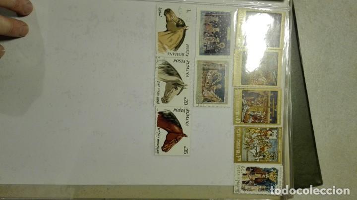 Sellos: Coleccion de miles de sellos del abuelo y mas - Foto 34 - 200878297