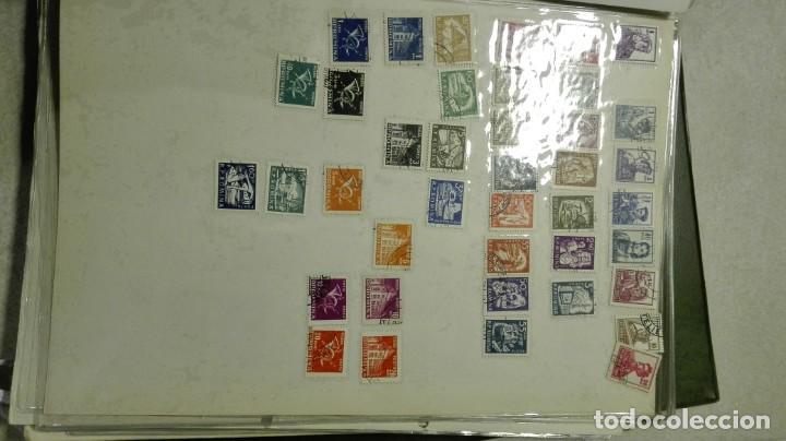 Sellos: Coleccion de miles de sellos del abuelo y mas - Foto 35 - 200878297