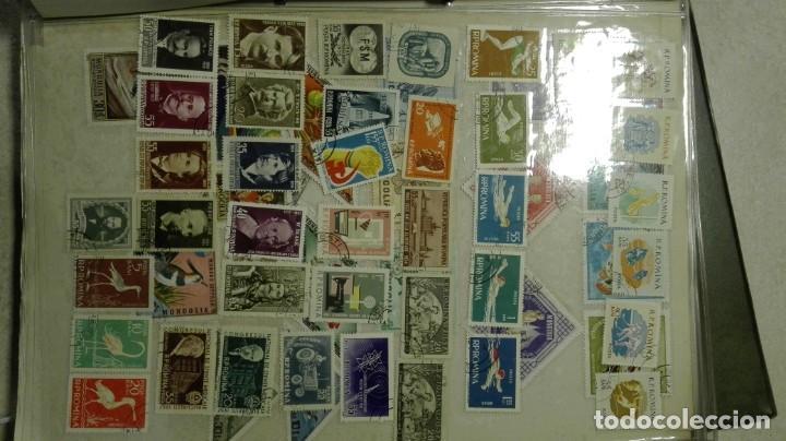 Sellos: Coleccion de miles de sellos del abuelo y mas - Foto 36 - 200878297