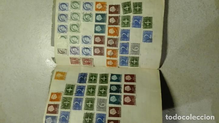 Sellos: Coleccion de miles de sellos del abuelo y mas - Foto 43 - 200878297