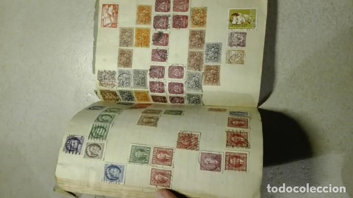 Sellos: Coleccion de miles de sellos del abuelo y mas - Foto 44 - 200878297