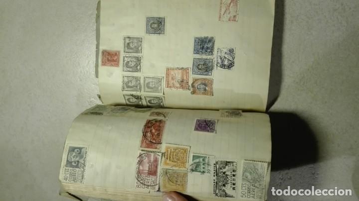 Sellos: Coleccion de miles de sellos del abuelo y mas - Foto 45 - 200878297