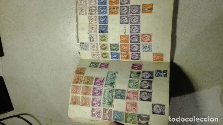 Sellos: Coleccion de miles de sellos del abuelo y mas - Foto 46 - 200878297