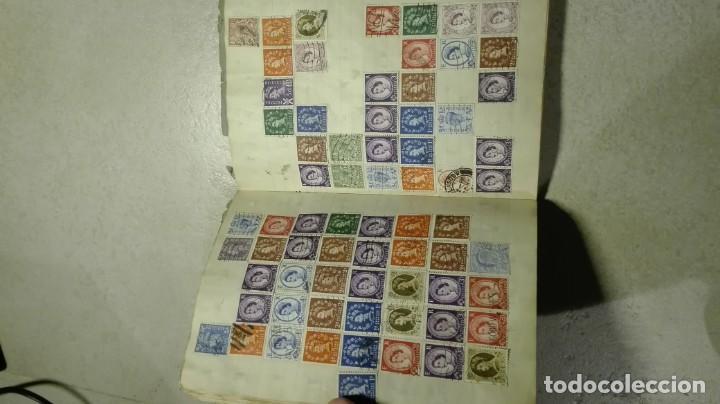 Sellos: Coleccion de miles de sellos del abuelo y mas - Foto 47 - 200878297