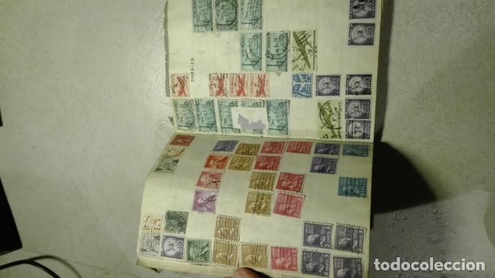 Sellos: Coleccion de miles de sellos del abuelo y mas - Foto 48 - 200878297