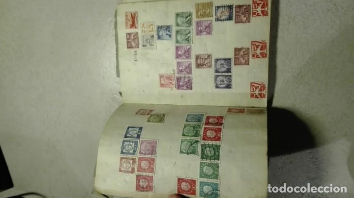 Sellos: Coleccion de miles de sellos del abuelo y mas - Foto 49 - 200878297