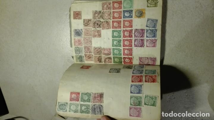 Sellos: Coleccion de miles de sellos del abuelo y mas - Foto 50 - 200878297