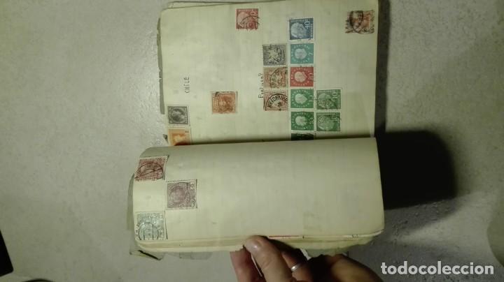 Sellos: Coleccion de miles de sellos del abuelo y mas - Foto 51 - 200878297