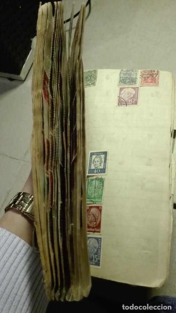 Sellos: Coleccion de miles de sellos del abuelo y mas - Foto 53 - 200878297