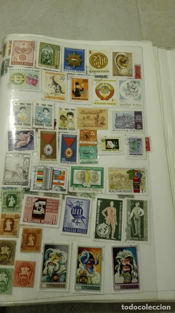 Sellos: Coleccion de miles de sellos del abuelo y mas - Foto 60 - 200878297