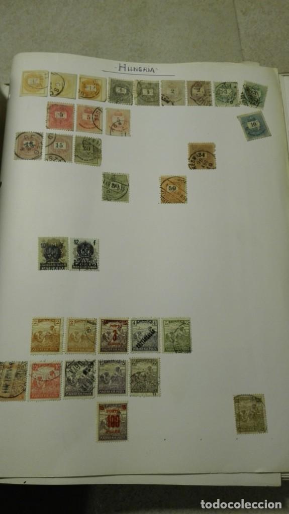 Sellos: Coleccion de miles de sellos del abuelo y mas - Foto 62 - 200878297