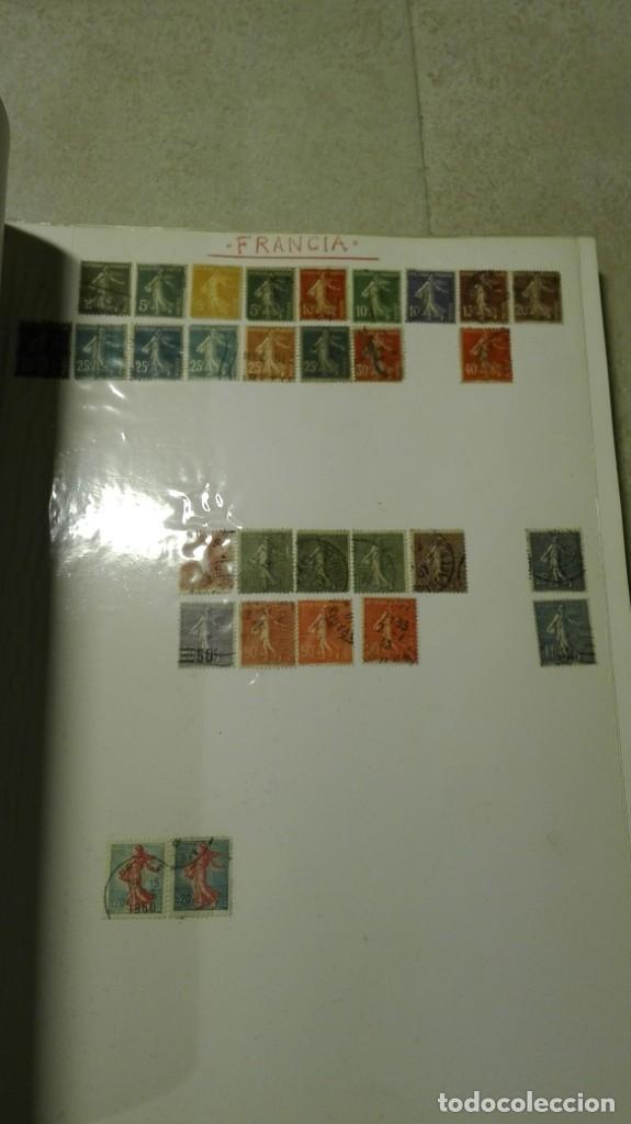 Sellos: Coleccion de miles de sellos del abuelo y mas - Foto 63 - 200878297