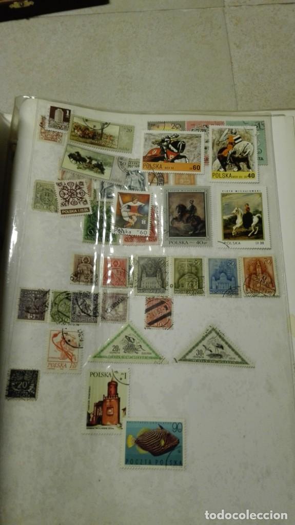 Sellos: Coleccion de miles de sellos del abuelo y mas - Foto 64 - 200878297
