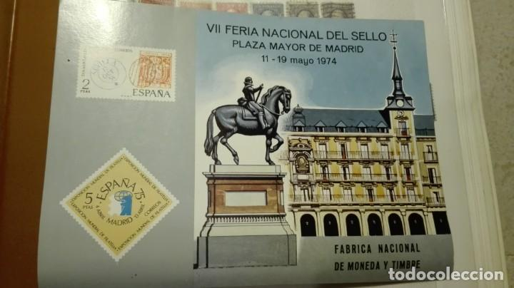 Sellos: Coleccion de miles de sellos del abuelo y mas - Foto 65 - 200878297