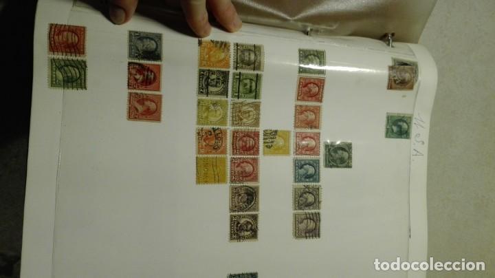 Sellos: Coleccion de miles de sellos del abuelo y mas - Foto 66 - 200878297