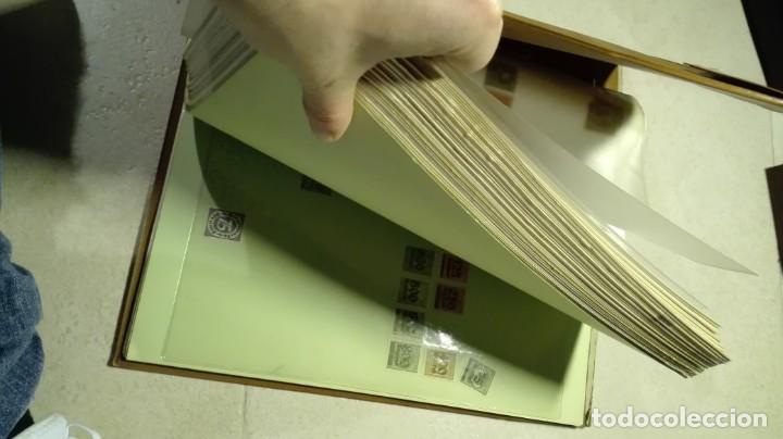 Sellos: Coleccion de miles de sellos del abuelo y mas - Foto 67 - 200878297