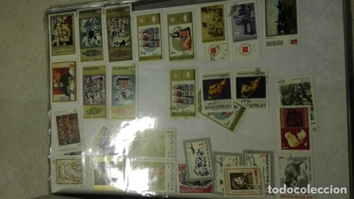 Sellos: Coleccion de miles de sellos del abuelo y mas - Foto 70 - 200878297