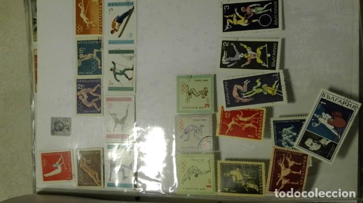 Sellos: Coleccion de miles de sellos del abuelo y mas - Foto 71 - 200878297