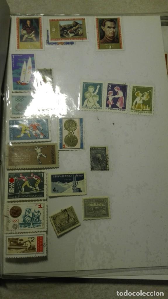 Sellos: Coleccion de miles de sellos del abuelo y mas - Foto 72 - 200878297