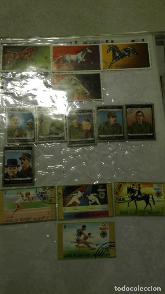 Sellos: Coleccion de miles de sellos del abuelo y mas - Foto 73 - 200878297
