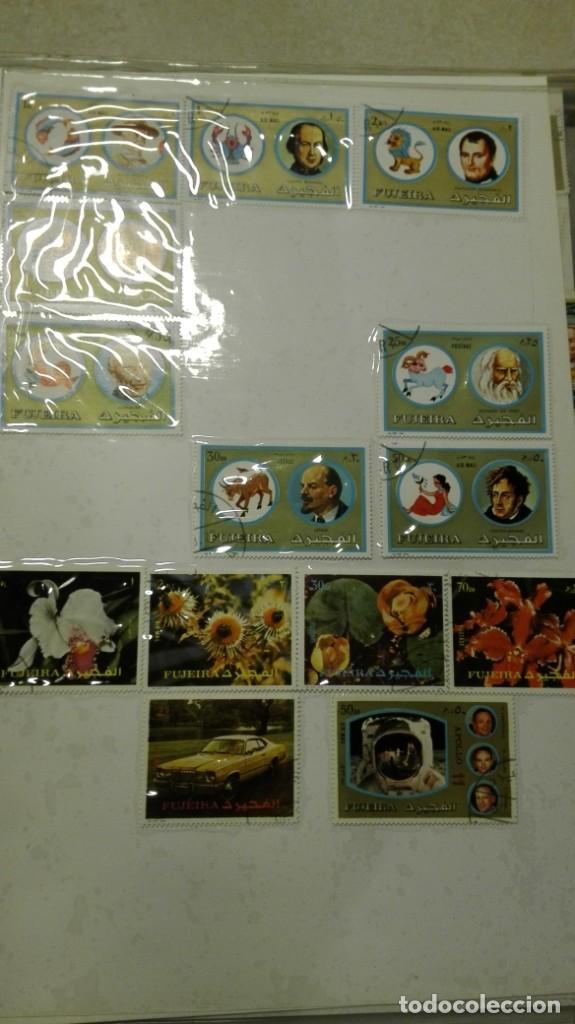 Sellos: Coleccion de miles de sellos del abuelo y mas - Foto 75 - 200878297