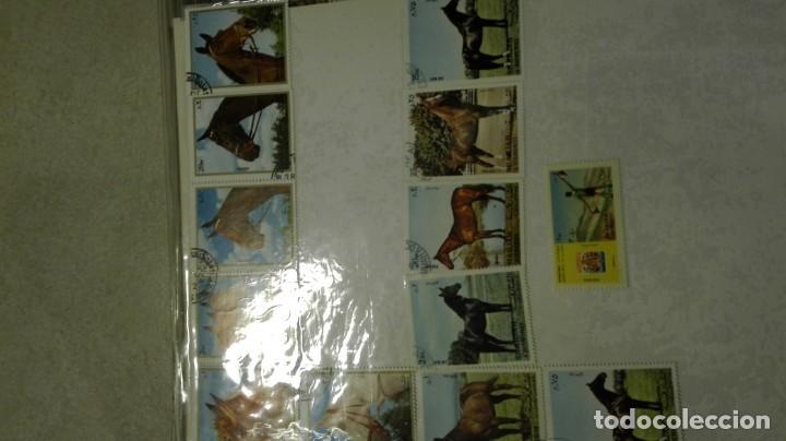 Sellos: Coleccion de miles de sellos del abuelo y mas - Foto 76 - 200878297