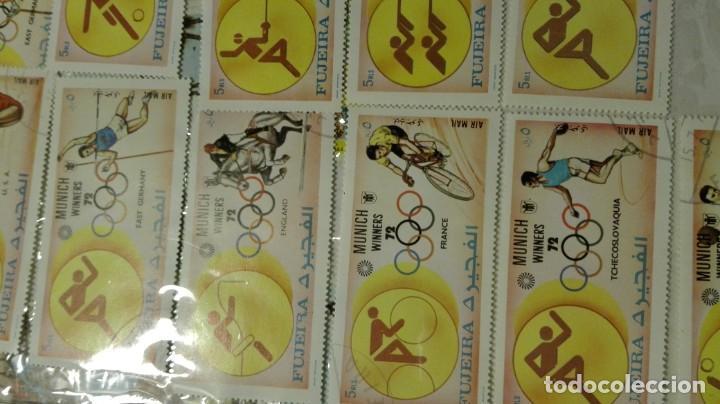 Sellos: Coleccion de miles de sellos del abuelo y mas - Foto 78 - 200878297