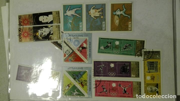 Sellos: Coleccion de miles de sellos del abuelo y mas - Foto 81 - 200878297