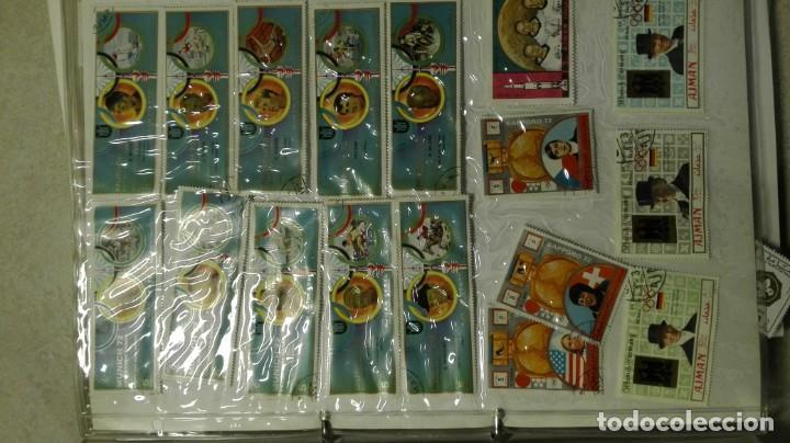 Sellos: Coleccion de miles de sellos del abuelo y mas - Foto 82 - 200878297